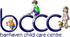 Barrhaven Child Care Centre logo