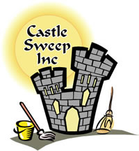 Castle Sweep Inc. logo